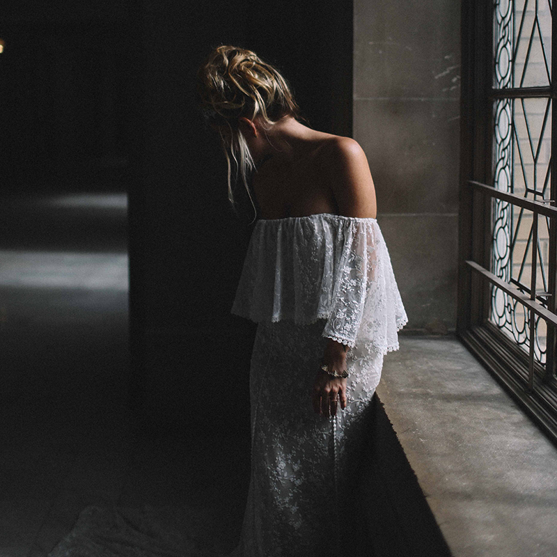 BRIDAL WEAR + STYLING