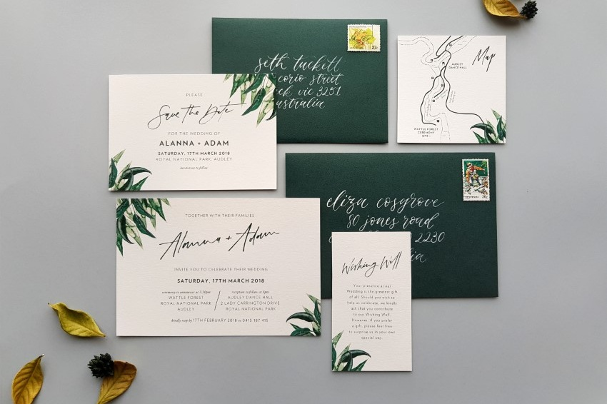 LITTLEHOOTHOOT - littlehoothoot is a wedding stationery studio based in Sutherland run by Bec Conlon. I am a qualified Graphic designer with a passion for hand lettering and calligraphy. My services include: wedding stationery, calligraphy…