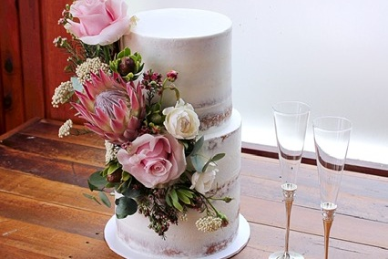 SPRINKLES AND CREAM - Sprinkles and Cream offer bespoke cakes for all occasions, specialising in buttercream and fresh floral cakes. We create unique, creative and delicious cakes that will impress guests at your engagement or wedding. We can design a cake to suit the theme or colour of...