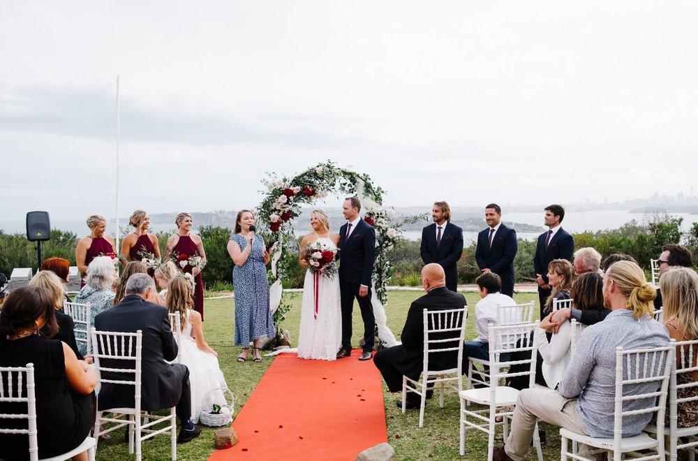North Head Lawn - Wedding Outlook - Lauren Metzler Photography.JPG
