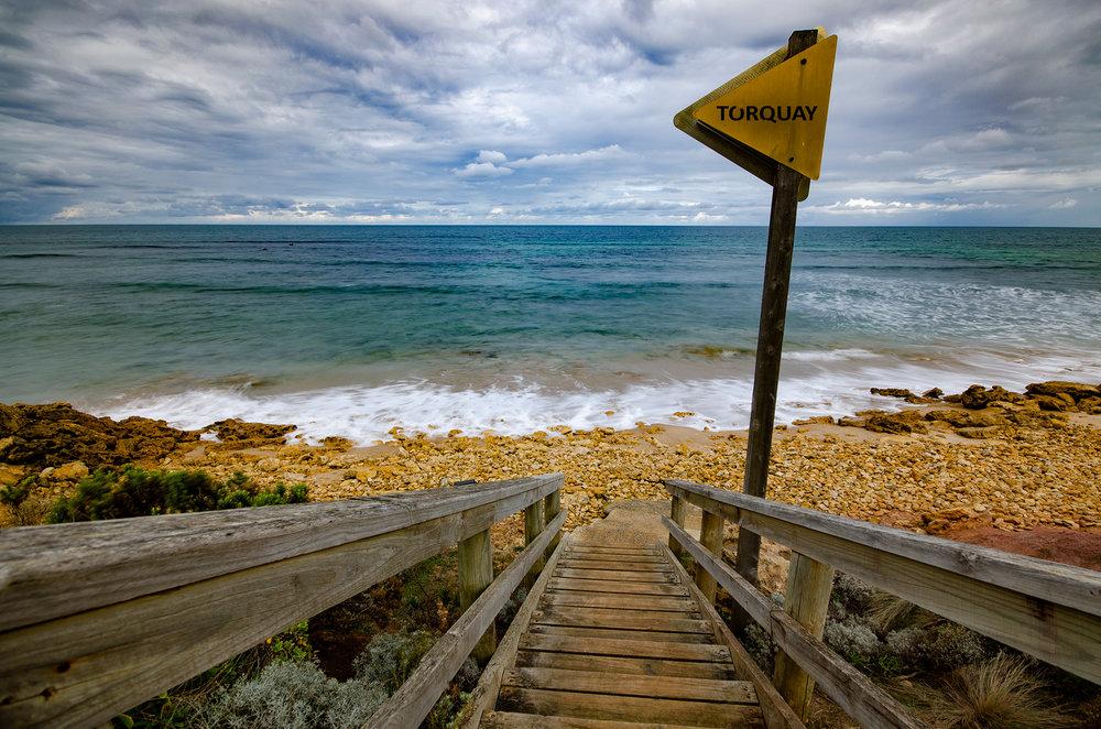 Torquay Steps