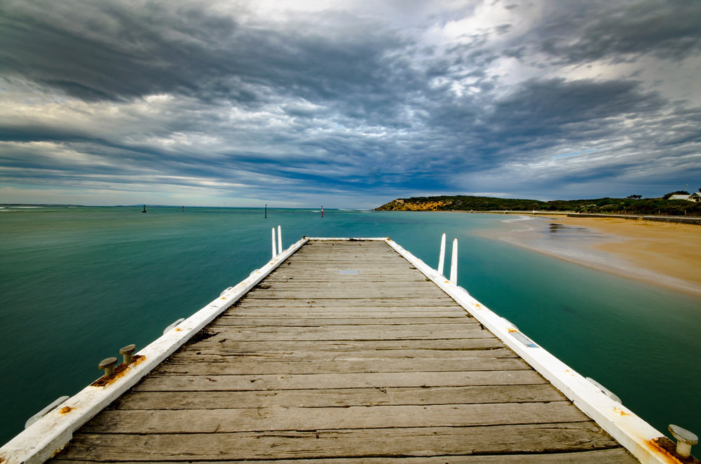 Barwon Jetty