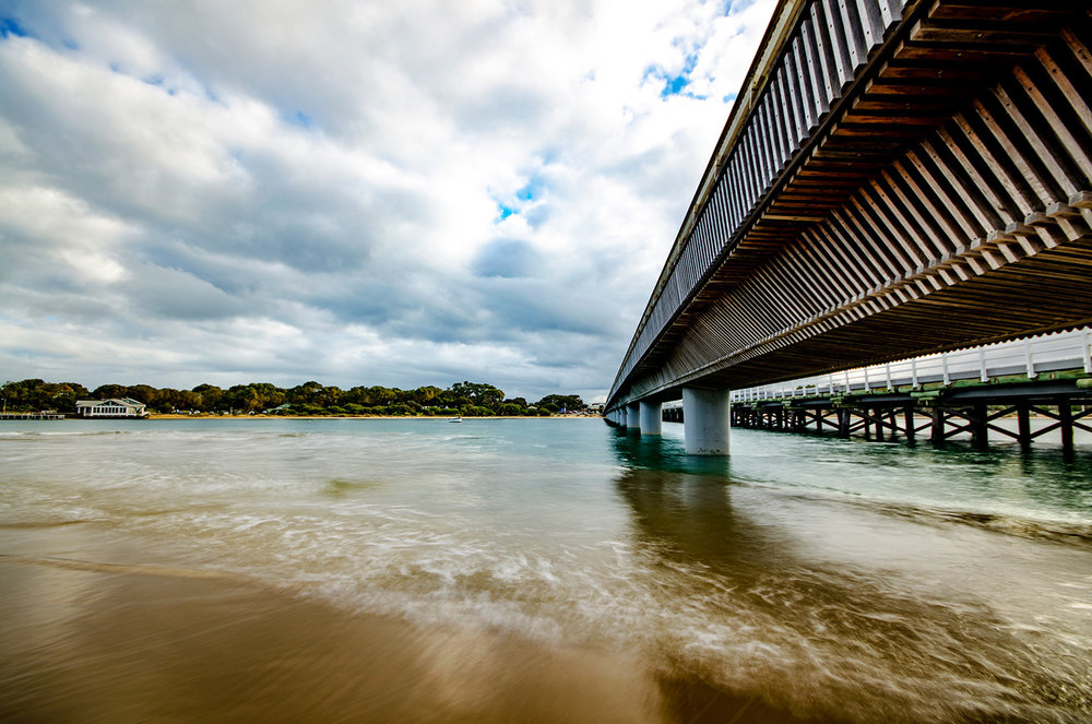Barwon Bridge Clouds 2