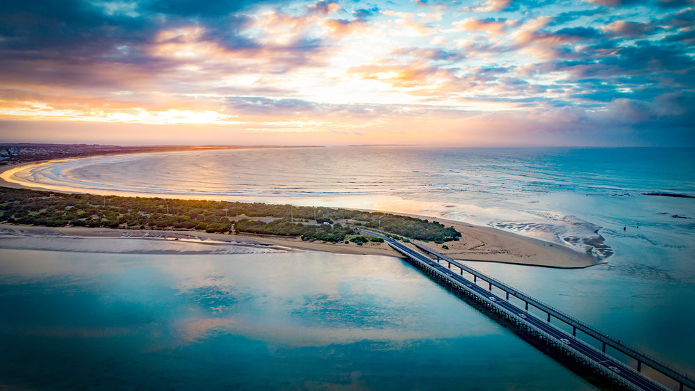 Barwon Heads to Ocean Grove