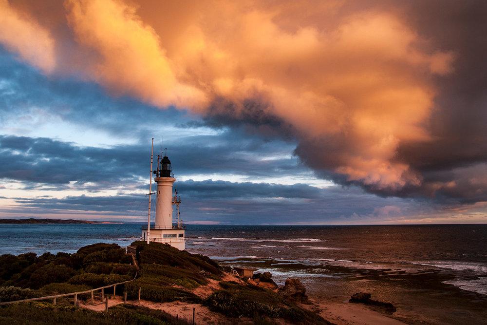 Pt Lonnie Golden Lighthouse