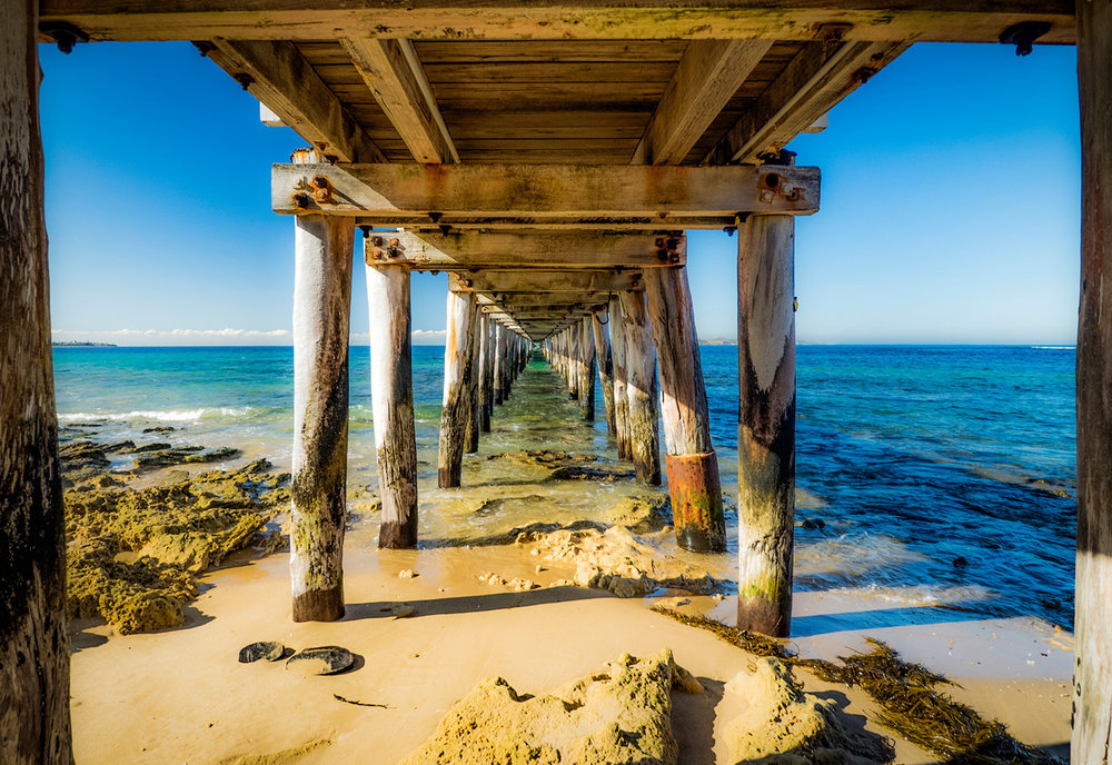 Lonsdale Summer Jetty