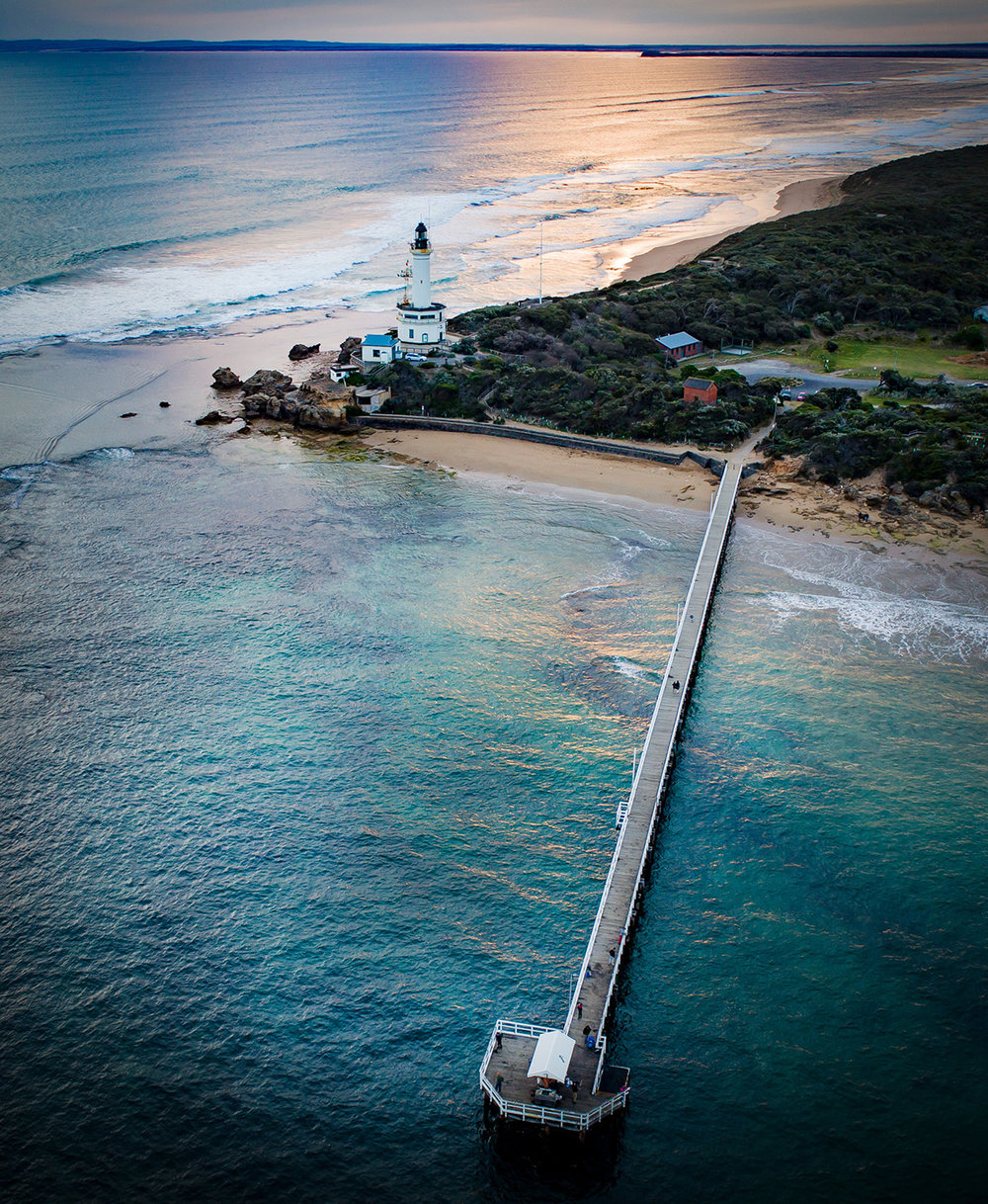Lonsdale Jetty Aerial
