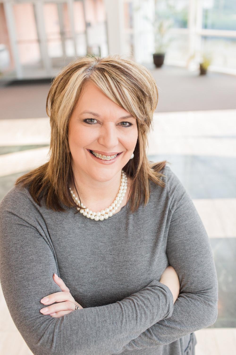Laura Poynter, Human Resources Director