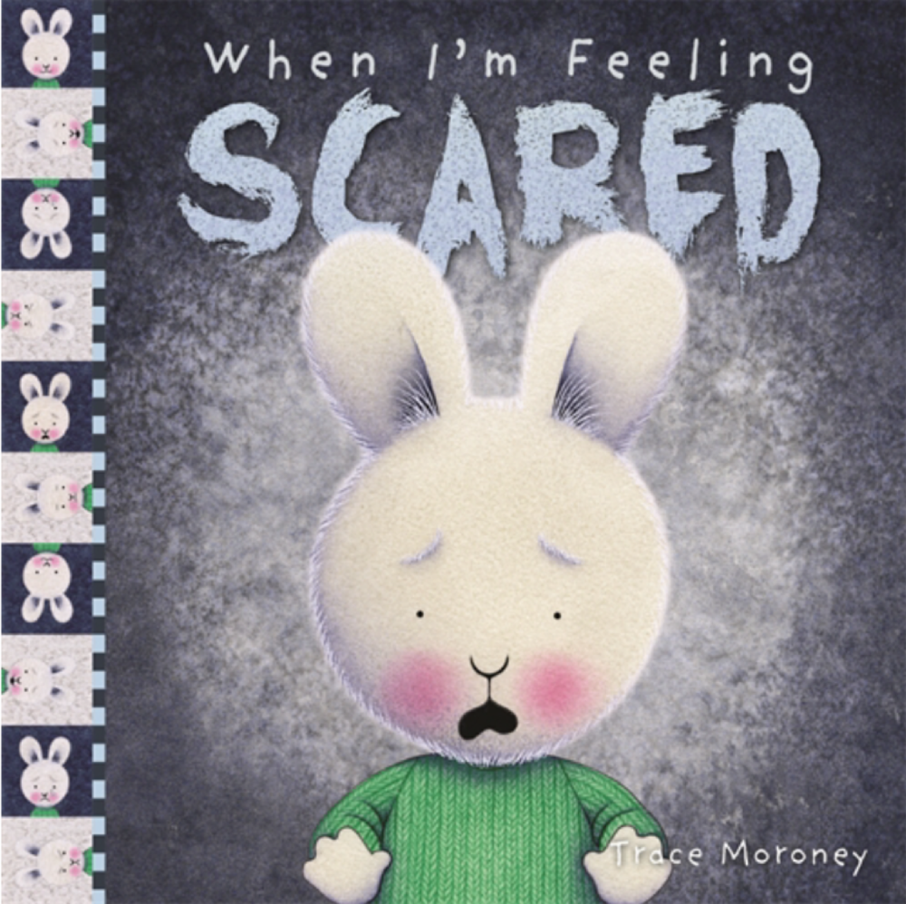 When I'm Feeling Scared - Feeling scared can make you feel like you want to run and hide in a safe place. What do you do when your child feels scared?
