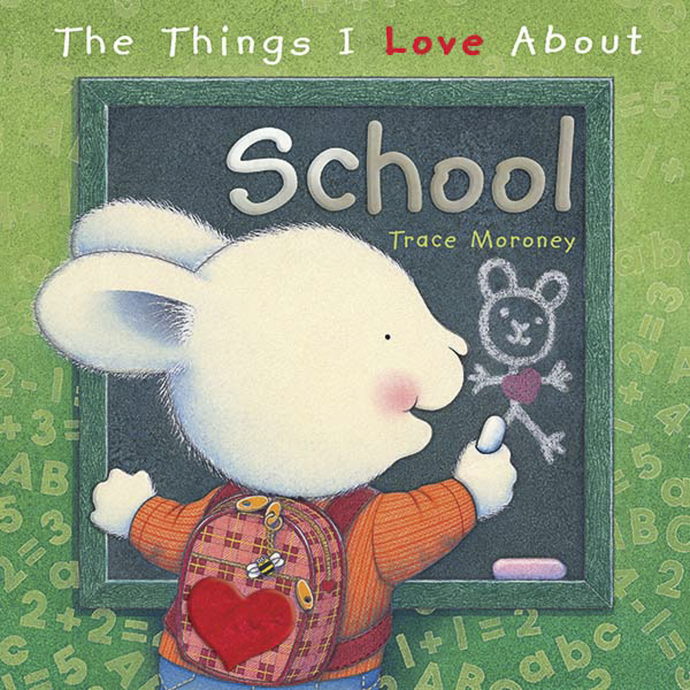 The Things I Love About School - There are so many things to love about school. Bonding with classmates and teachers and learning so many new things.