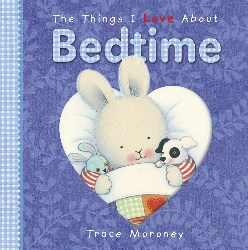 The Things I Love About Bedtime (Junior Board Book) -