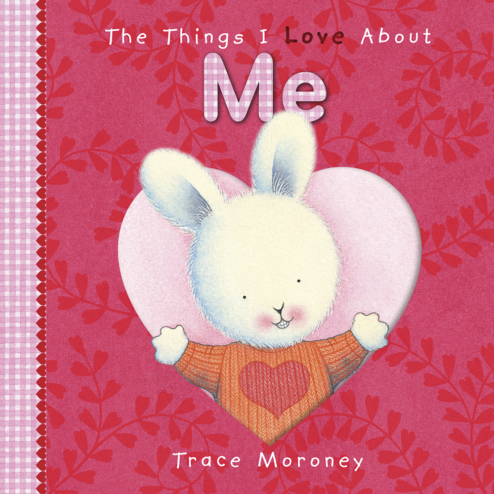 The Things I Love About Me (Junior Board Book) -