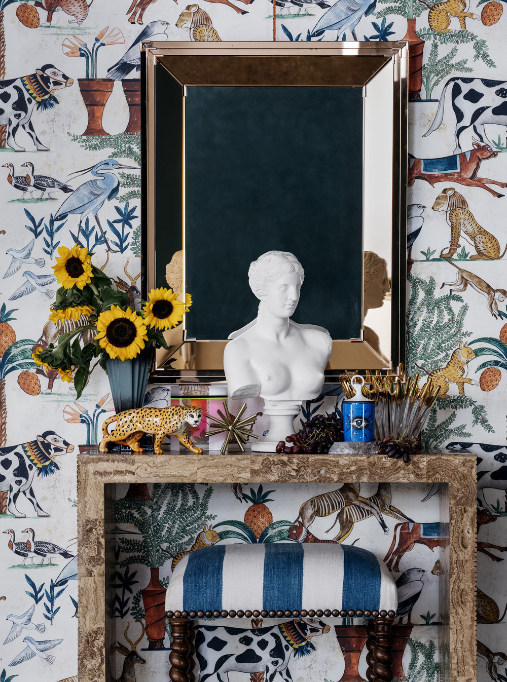 Belle  Decorative Arts  May 2018 Stylist Steve Cordony Photography Felix Forest