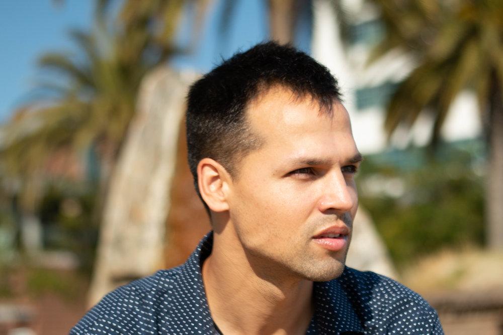Micah Zayner   Co-founder, NeuroExplorer VR