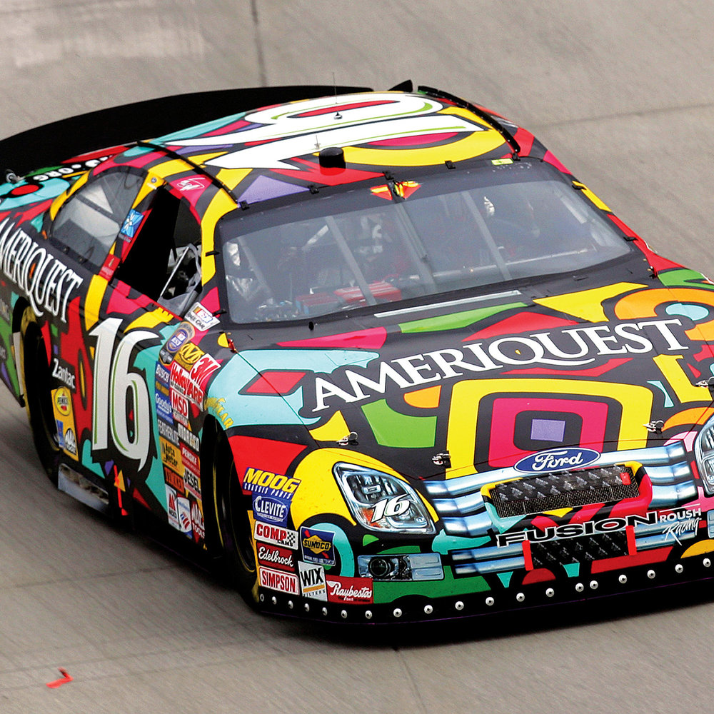Soaring Dreams Nascar - 2006