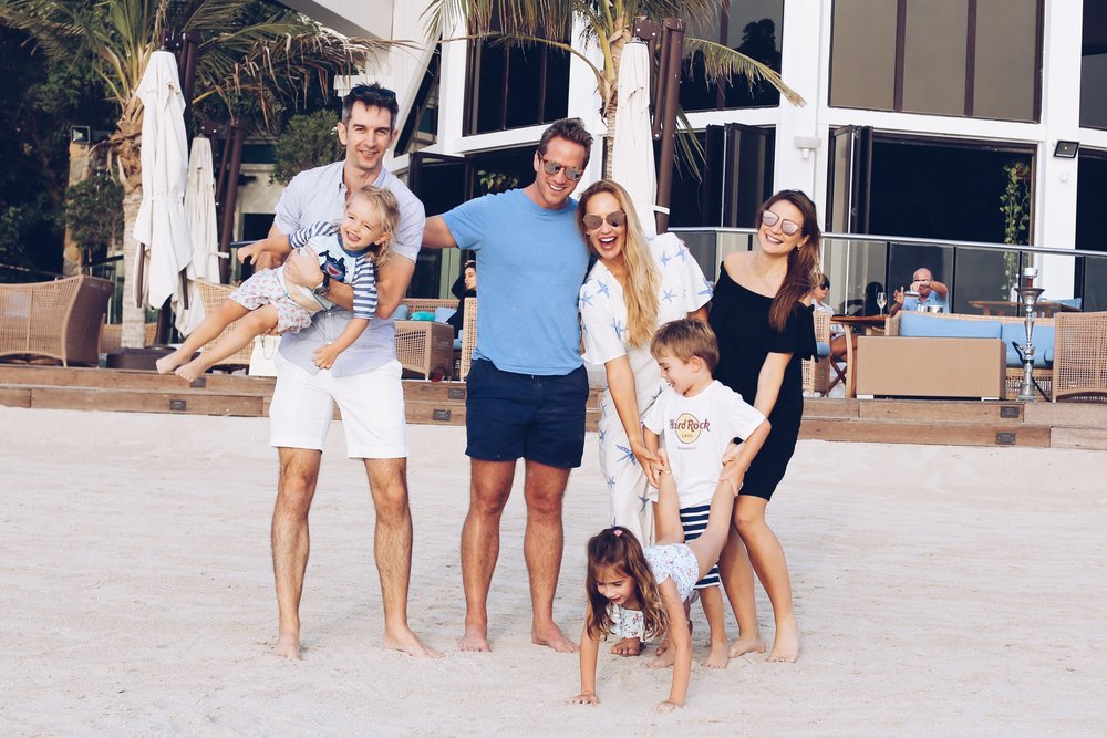 Family fun at The Beach House