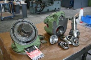 Winkelfräsköpfe Überholung/Reparatur
