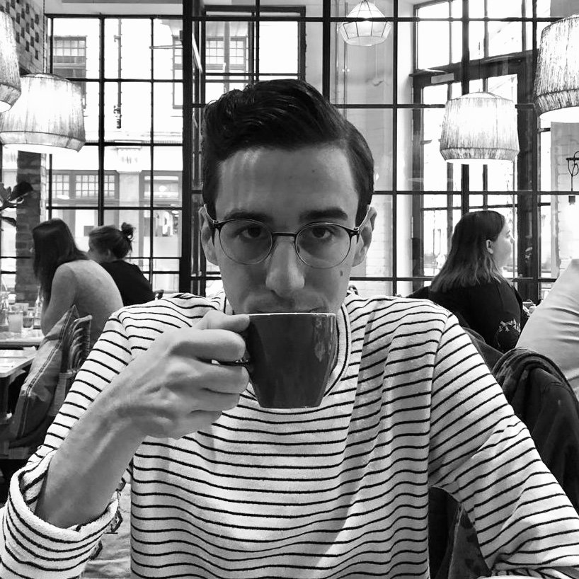 Efe Harut - DesignEfe studied Architecture in Turkey and recently completed an MA in Industrial Design at Central Saint Martins focused on human centred design methodologies. He loves creating things that are useful and have impact.