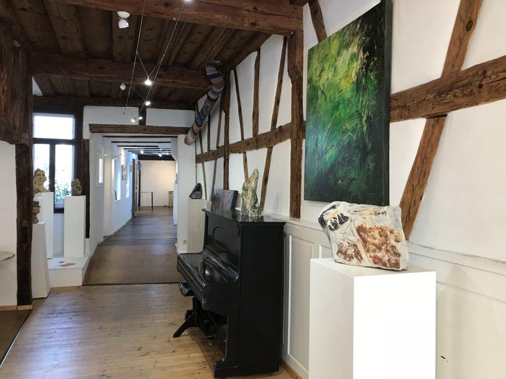 """Ausstellung """"Claudia Stickel und Sonja Grünbaum"""""""