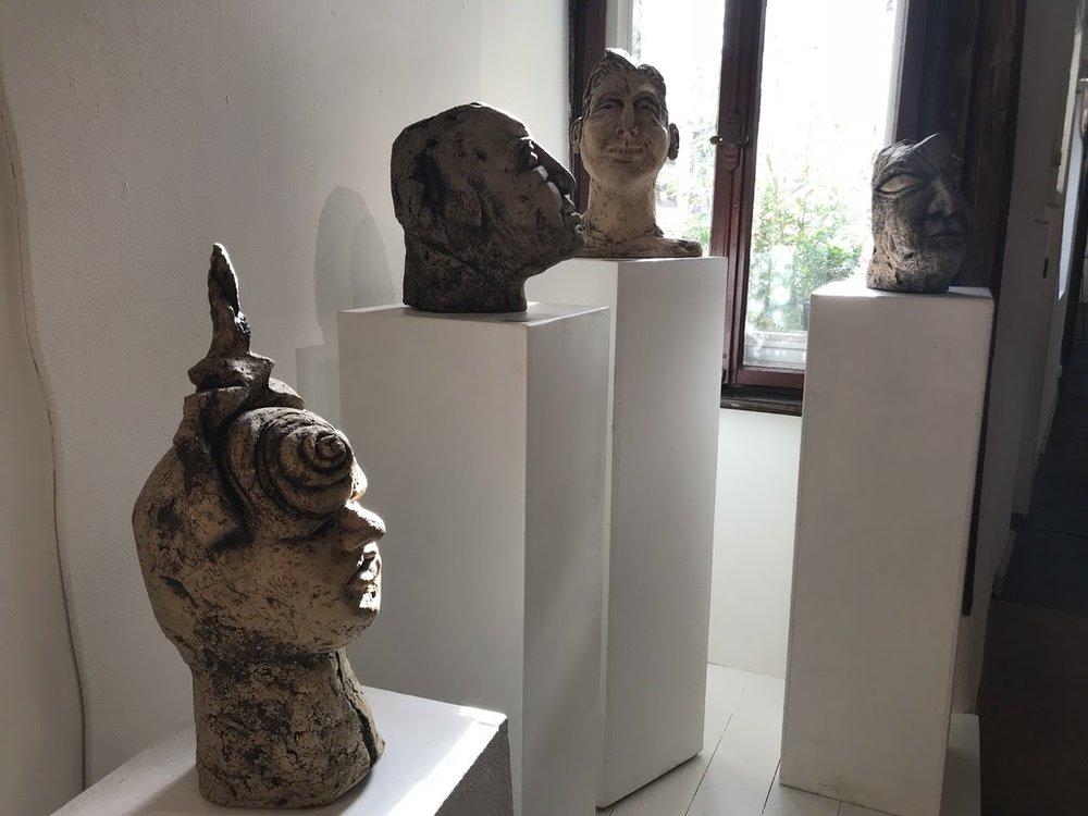 Dauertausstellung: Skulpturen von Friedel Neupauer