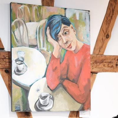 Heike Flügel -Malerin-