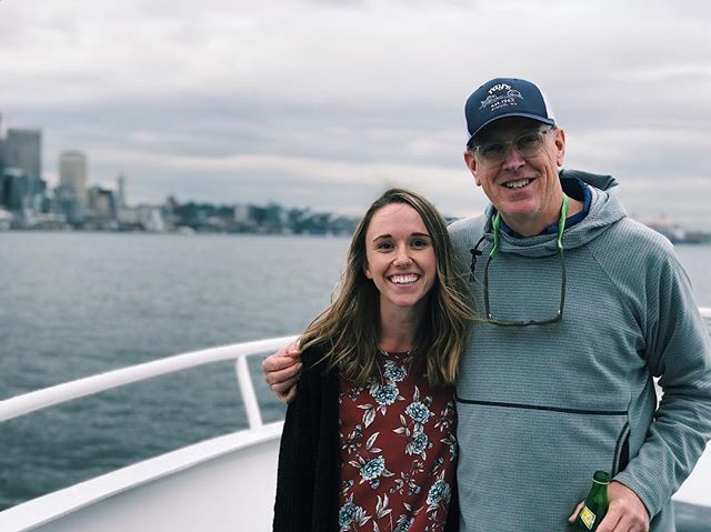 First day on the job @worldconcern included a cruise around Seattle with the COOLEST team. What a way to be welcomed aboard!
