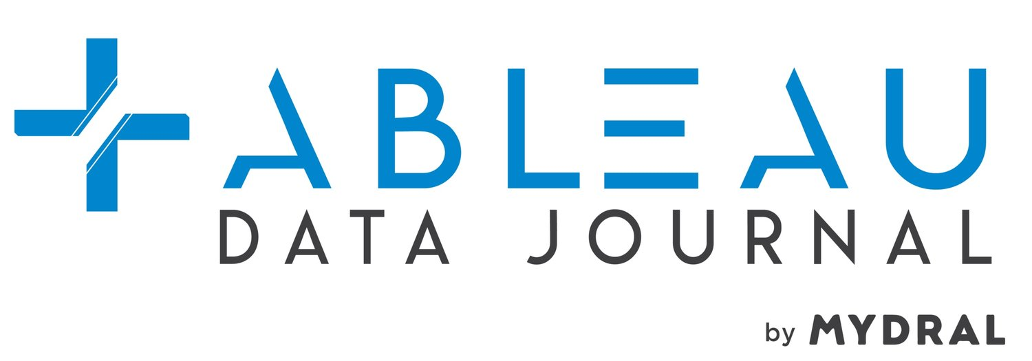 Tableau Data Journal