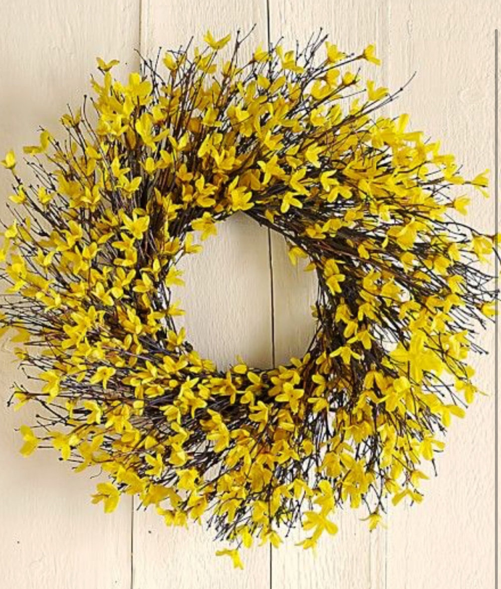 Forsythia Silk Wreath.jpg