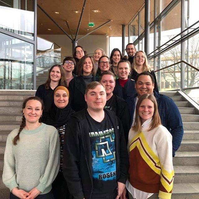 US studentombud har träffat ombud från hela Sverige och diskuterat utbildnings- och arbetsmiljöfrågor! Det har varit väldigt peppigt, lärorikt och inspirerande!