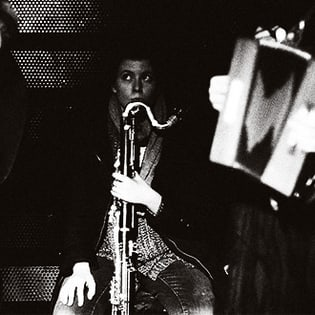 Jaime McGill   —  USA  Bass clarinet