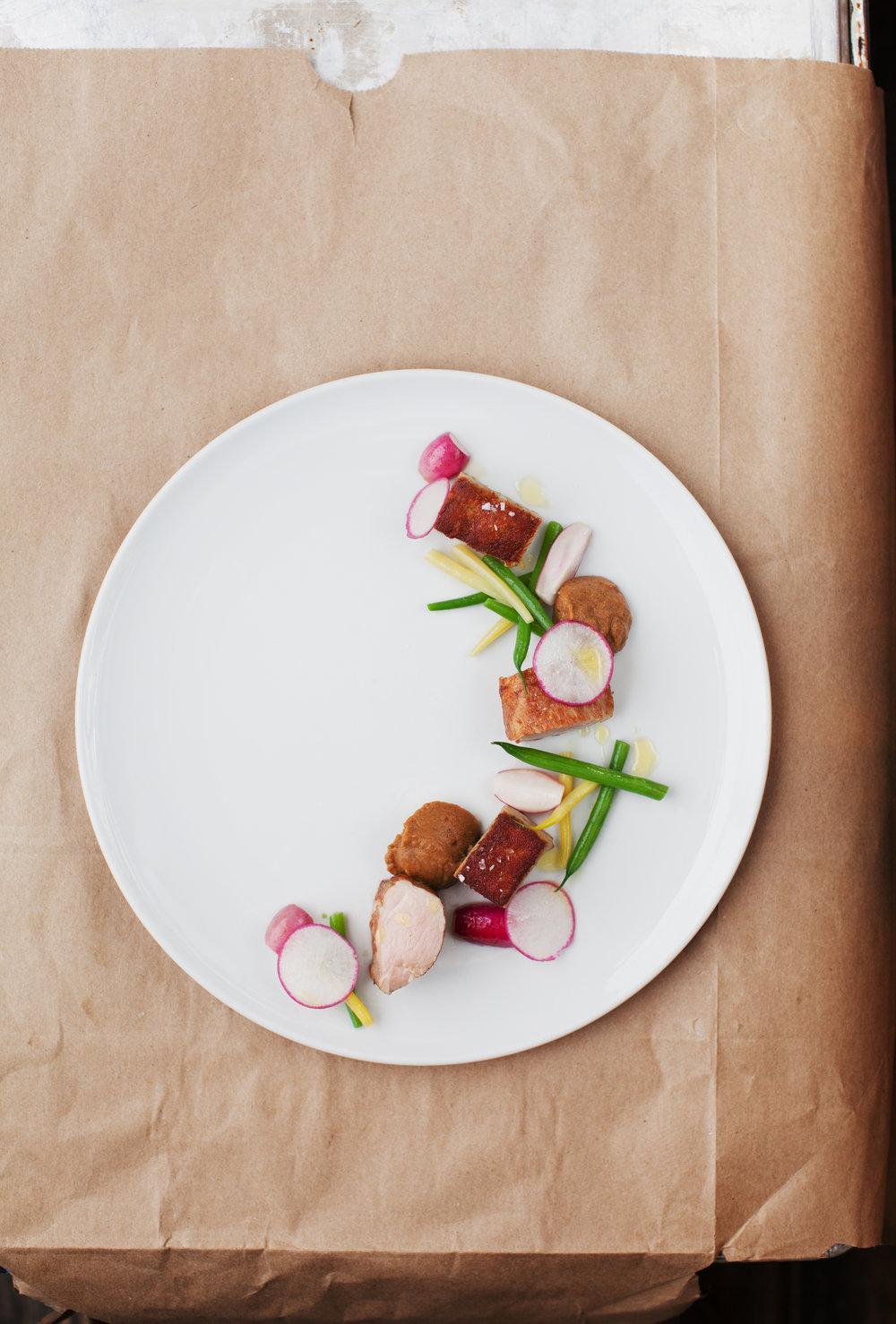 Marc-André Jetté  Restaurant Les 400 coups