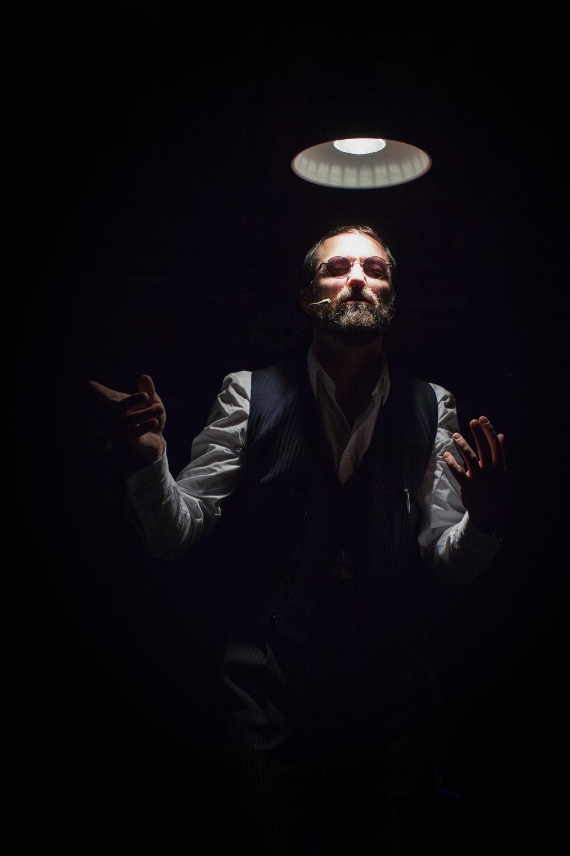 La Bibliothèque interdite   Une production de Sibyllines en codiffusion avec le Théâtre de Quat'Sous