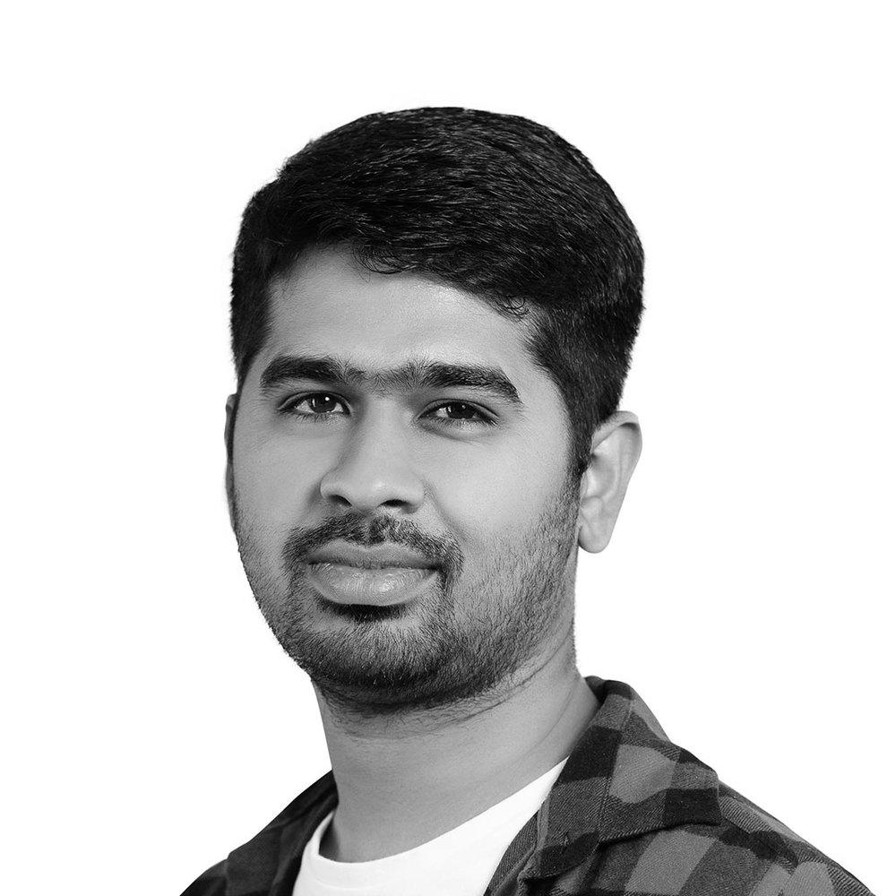 Mithun Chackravarthi |  Technical Lead