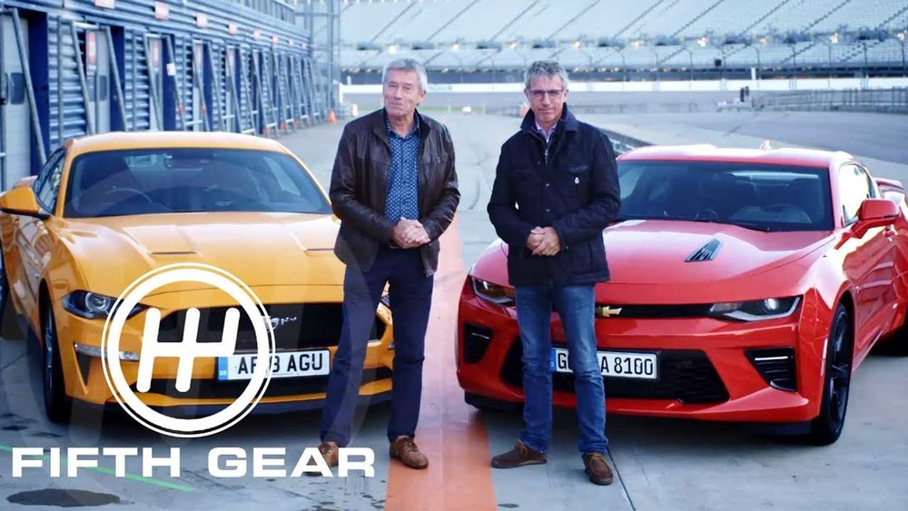 Fifth Gear - North One & Discovery Quest