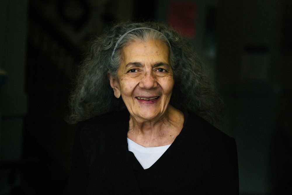 Faride Yanez, age 80