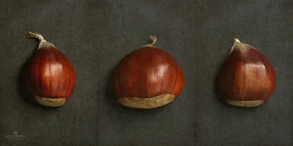 Chestnut Triptych