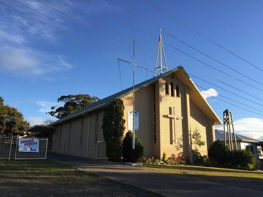 Holy Trinity South West Rocks 2018.JPG