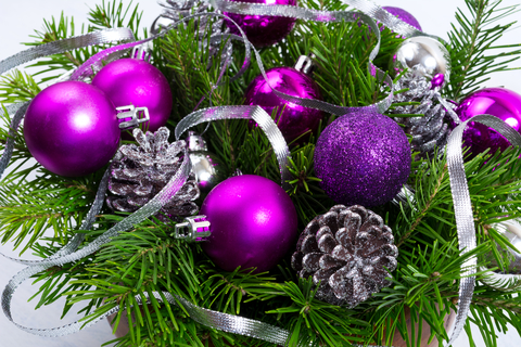 dreamstime_xs_105691588 © Tasipas purple Christmas dec.jpg