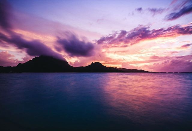 Tahiti and Her Islands are a magical place. Check out our wanderlust Wednesday post to see fun facts about Tahiti! . . . . . .  #offwegotrips #travel #photooftheday #travelinstagram #instagood #instadaily  #amazing #instacool #friends #love #traveling #tourism #travelgram #fun #holiday #beautiful #tahiti #sunset #sunrise #borabora #letsgo