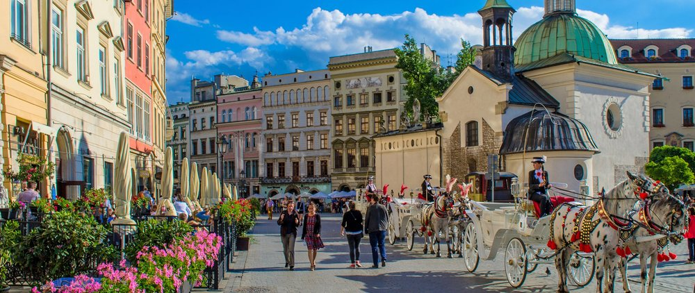 Pilgrimage to Krakow