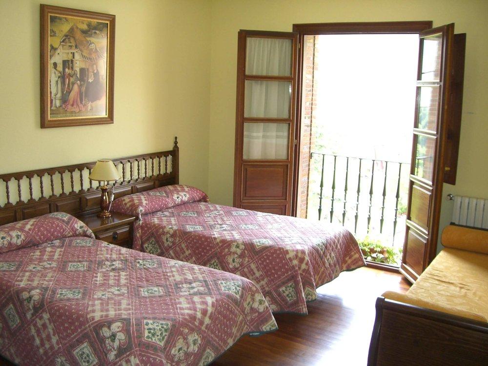 Hosteria Room.JPG