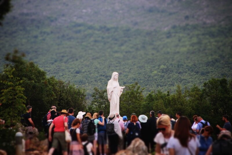 Copy of Medjugorje Pilgrimages