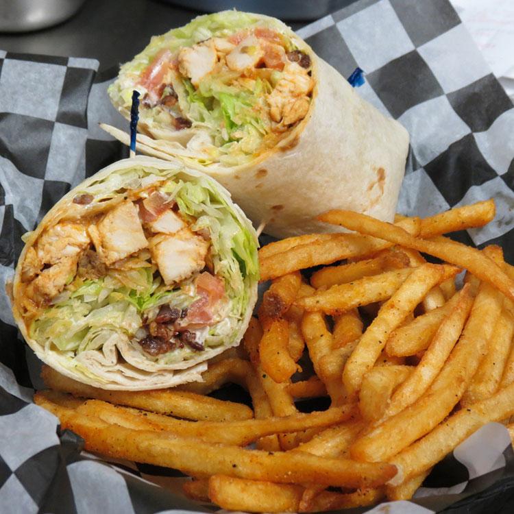 Wraps & Tacos