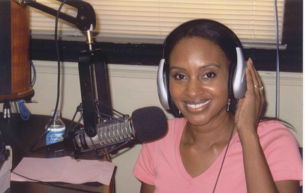 Kim Debbie's radio show small.jpg