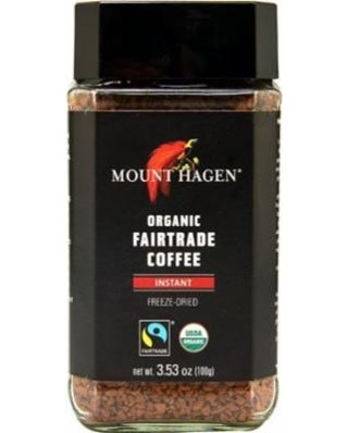 Mount Hagen pikakahvi 100 g