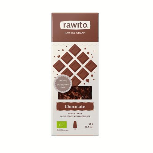Suklaaraakajäätelö 65 g, vegan