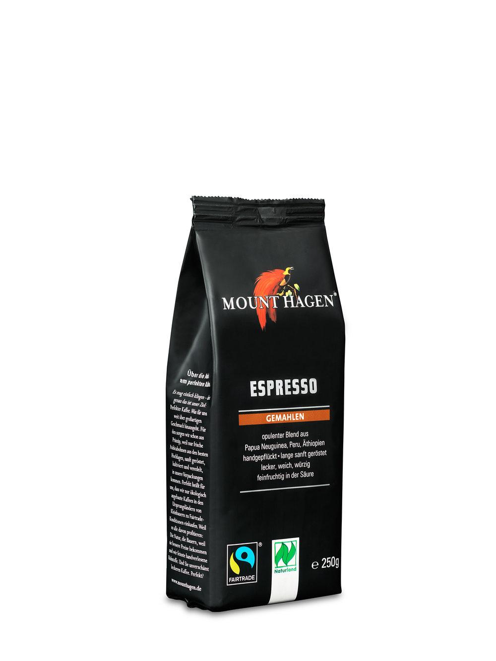 Espresso jauhettu 250 g