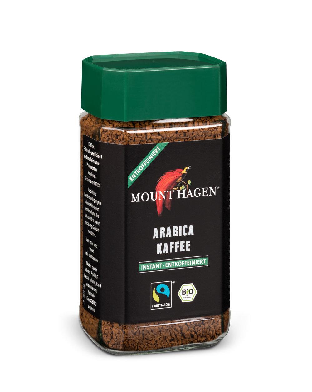 Kofeiiniton pikakahvi 100 g