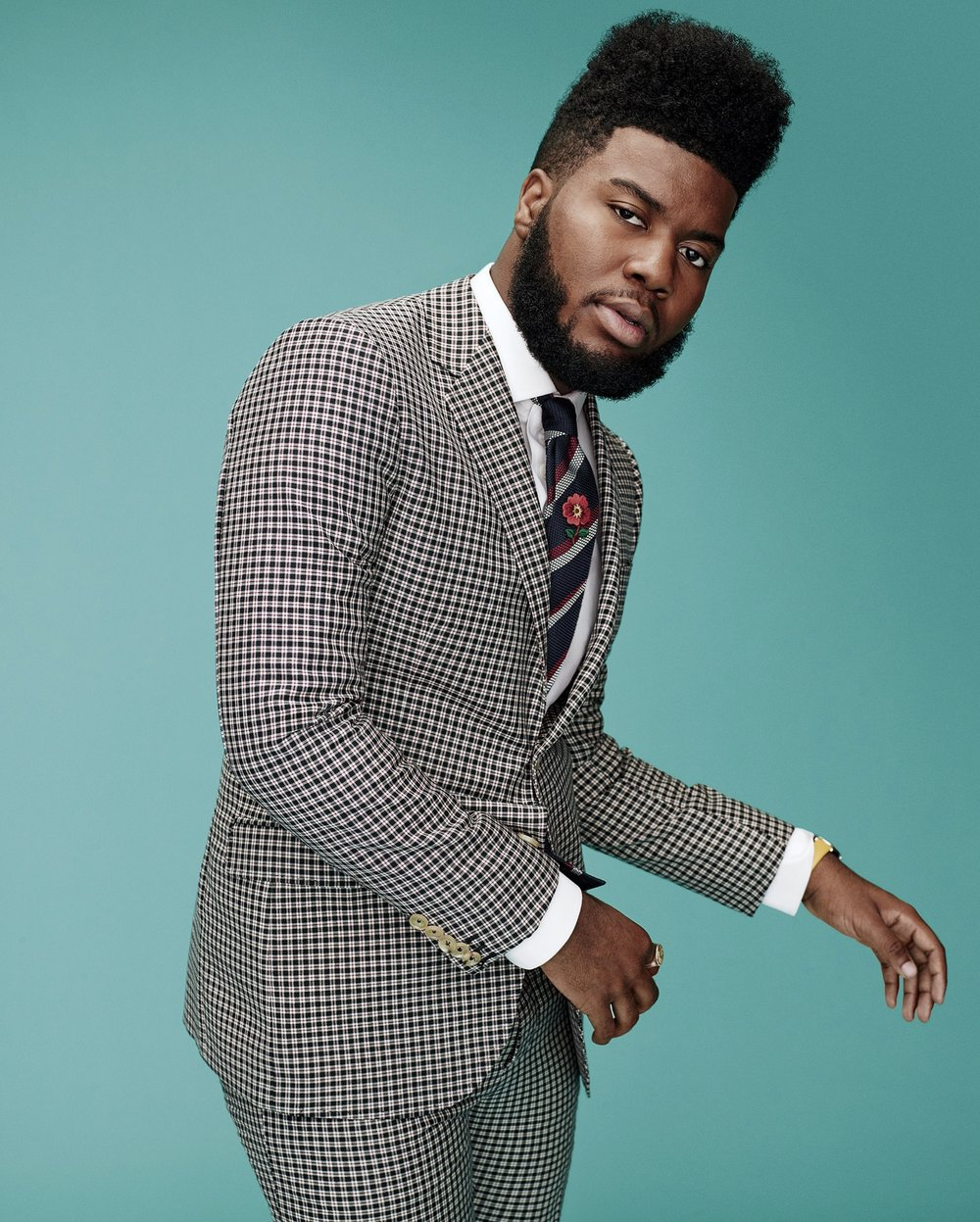 Khalid | September 2018 - At just 20 years old, he's got a platinum album called
