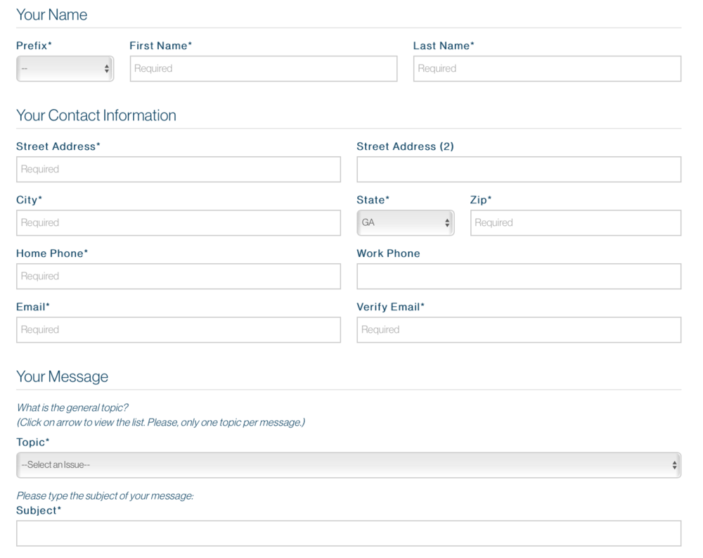 Increase conversions with shorter forms